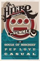 Hiero Imperium Summer Tour feat. Souls of Mischief, Pep...