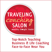 Wealthy Thought Leader 1-Day 'Traveling' Coaching...