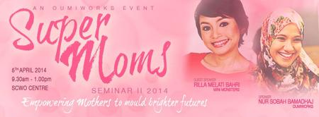 SUPERMOMS Seminar II 2014