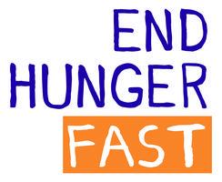 End Hunger Fast Vigil
