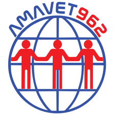 AMAVET 962 logo