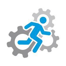HUMAN GARAGE logo