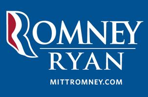 Rally with Mitt Romney in Fairfax