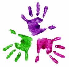 Helping Hands AV logo