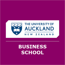 The University of Auckland Business School logo