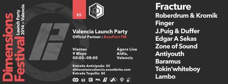 Dimensions Launch Party Valencia