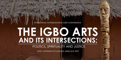 The Igbo Arts and Its Intersections: Politics, Spirituality and Justice