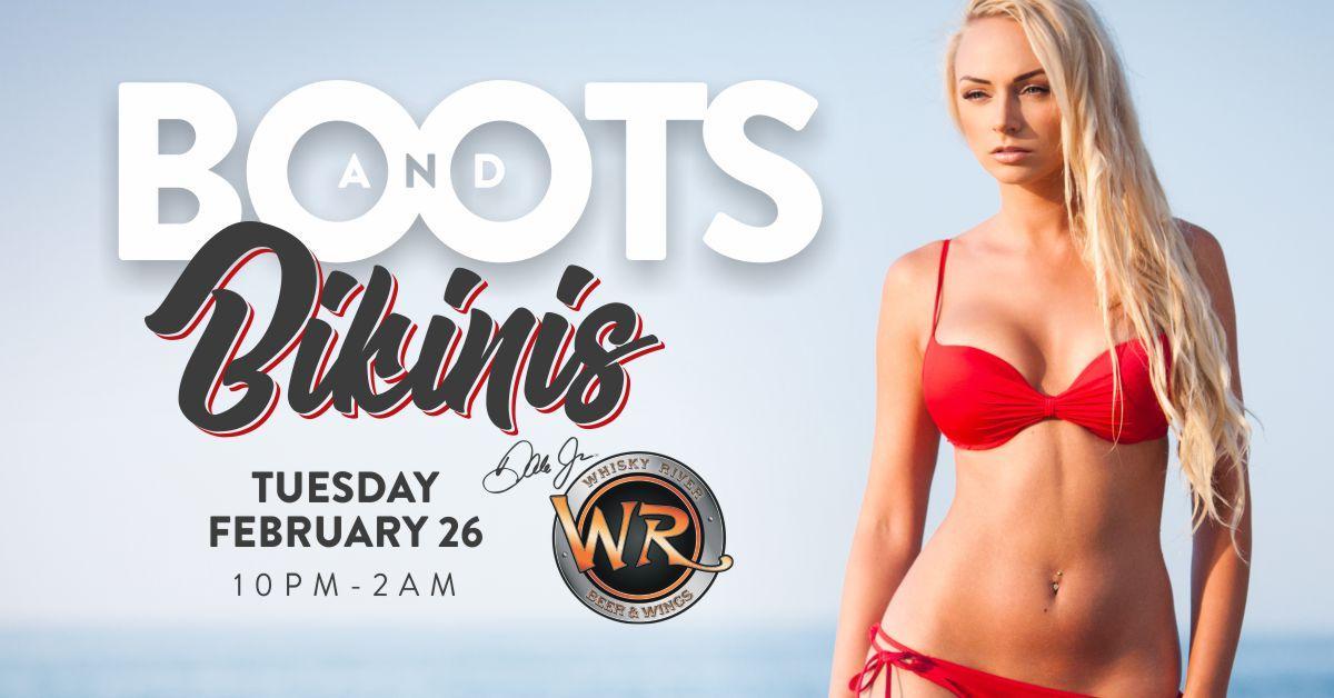 February Boots & Bikinis