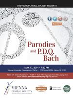 Parodies and PDQ Bach : Online sales have ended, more...