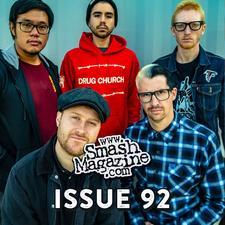 Smash Magazine Presents logo