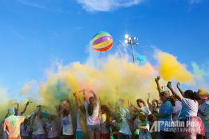 The GOV 'Color' Run! General Admission