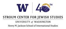 UW Stroum Center for Jewish Studies logo