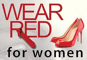 JOIN US MAY 2 | Wear Red for Women / Vístete de Rojo...