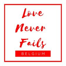 Team Love Never Fails logo