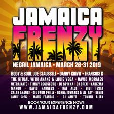 JAMAICA FRENZY logo