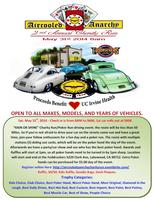 Aircooled Anarchy 2nd Annual Charity Run/Poker Run