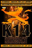 Dutch King's Night or Koningsnacht