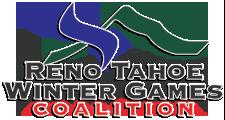 Reno Tahoe Winter Games Coalition logo