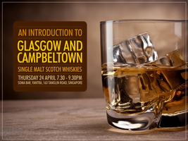 Whisky Tasting: An Introduction to Glasgow &...