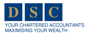 DSC Chartered Accountants  logo