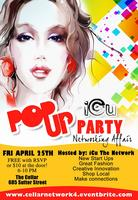 A Pop Up Networking Event
