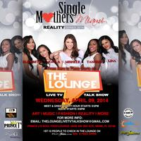 Free Event - April 9th - The Lounge Live TV Talk Show
