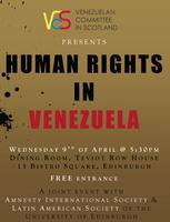 Venezuela HR meeting