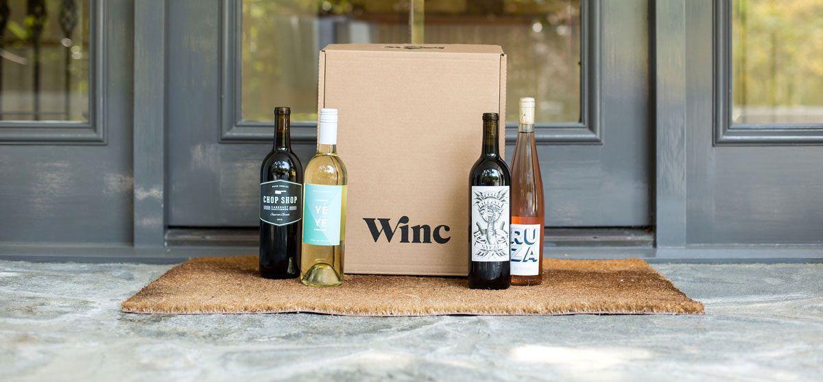 Winc Wine Tasting Event