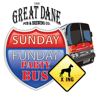 Sunday Funday Party Bus Pub Crawl