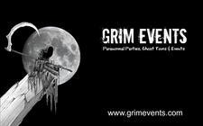 Grim Events logo