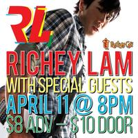 Richey Lam with special guests