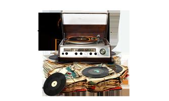 Peter Tyson's Vinyl Revival