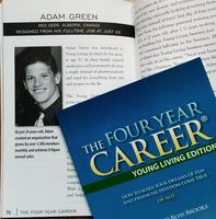 Building a Four Year Career with Young Living...