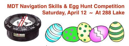 MDT Egg Hunt & Navigation Skill Competition