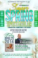 The smallbusinessNOLA Super Spring Spectacular 2014