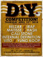 D.I.Y Competition! 1 of 2