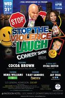 Stop the Violence and Laugh