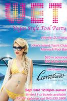 WET: A Vegas Style Pool Party