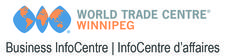 WTC Winnipeg – Business InfoCentre | InfoCentre d affaires logo