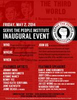Serve the People Institute (SPI) Inaugural Event --...