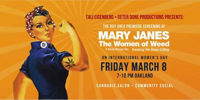 Bay Area Premiere Screening-Mary Janes: The Women of...