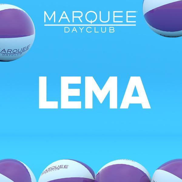 Marquee Dayclub Takeover Sundays | LEMA