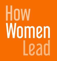 How Women Lead logo