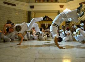 Capoeira Brazilian Martial Arts