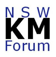 """NSW KM Forum April Event """"Towards the Technology..."""