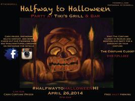 Tiki's Halfway to Halloween Bash