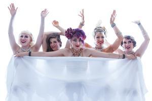 Pardon My Fringe: Burlesque As F*ck!