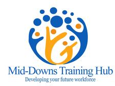Mid Downs Training Hub logo