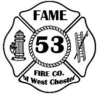 Fame Fire Company of West Chester logo