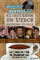 Comedians In Utica Getting Coffee